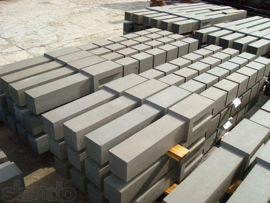 Столбы для забора из бетона