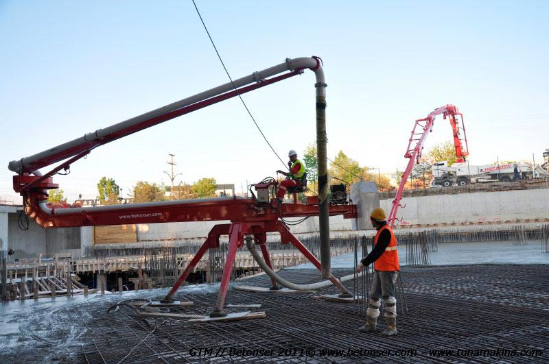 Аренда бетононасоса в Люберцах